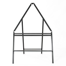 750mm Triangular with Supplementary - Metal Road Sign Frame