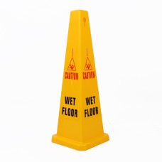 Wet Floor Collector Cone - Large - 90cm Tall