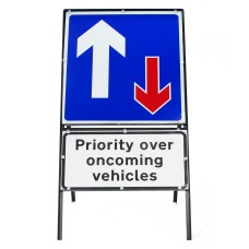 Priority Over with Supplementary Plate and Frame Diagram 811