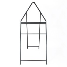 750mm Triangular with Supplementary & Long Legs - Metal Sign Frame