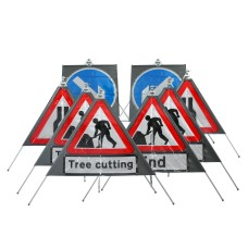 Classic™ Roll Up / Folding Tree Cutting Package