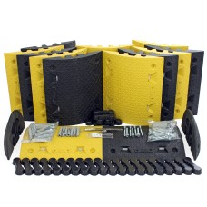 Speed Bumps Complete Kits 50mm 10mph & 75mm 5mph
