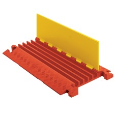5 Channel Linebacker Cable Ramps - Heavy Duty CP5X125