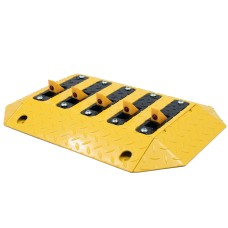 Car & HGV One-Way Flow Ramp Surface Mount With Reflectors