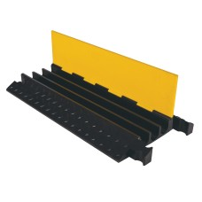 3 Channel Yellow Jacket Cable Protector Ramp YJ3-225