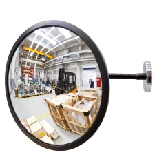 Detective-x Magnetic Mounting Safety Mirror | Convex Mirror