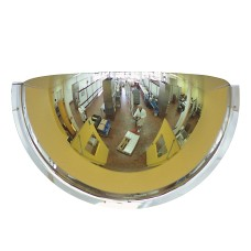 Panoramic 180 Indoor Observation Mirror Surface Mounted