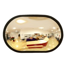 Detective Wall Mounted Indoor Observation Convex Mirror