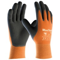 ATG MaxiTherm Gloves 30-201 Thermal Palm Coated Knitwrist Pair