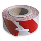 Striped Barrier Tape - Non-Adhesive - 500 Metre Roll