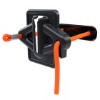 Skipper Barrier Cord Strap Holder / Receiver with Magnet