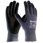 ATG MaxiCut Ultra Gloves 44-3745 Palm Coated Knitwrist Pair