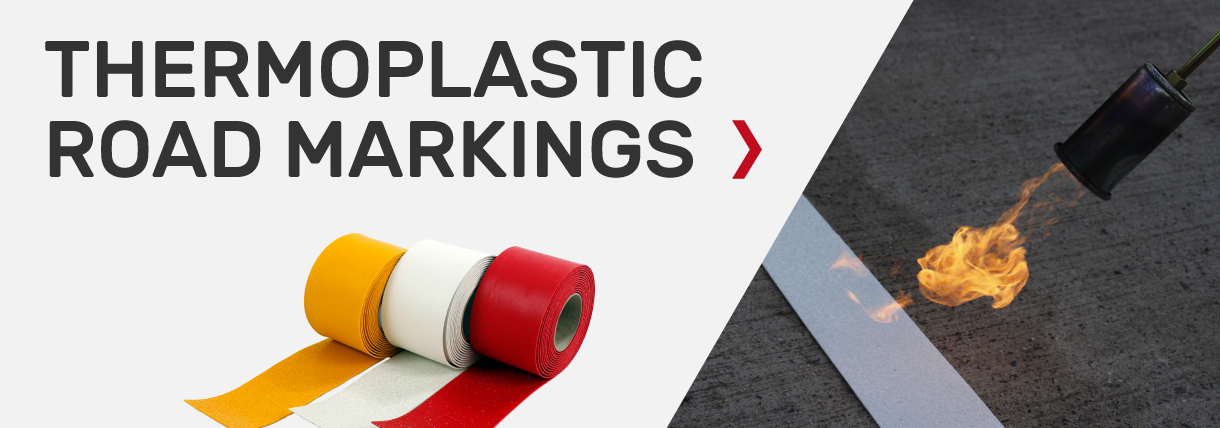 Browse All Themrmoplastic Road Markings