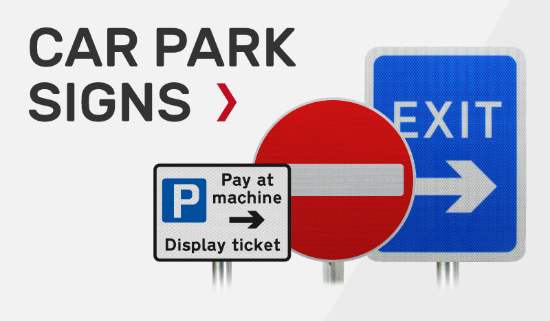 Browse Our Range Of High Quality Car Park Signs