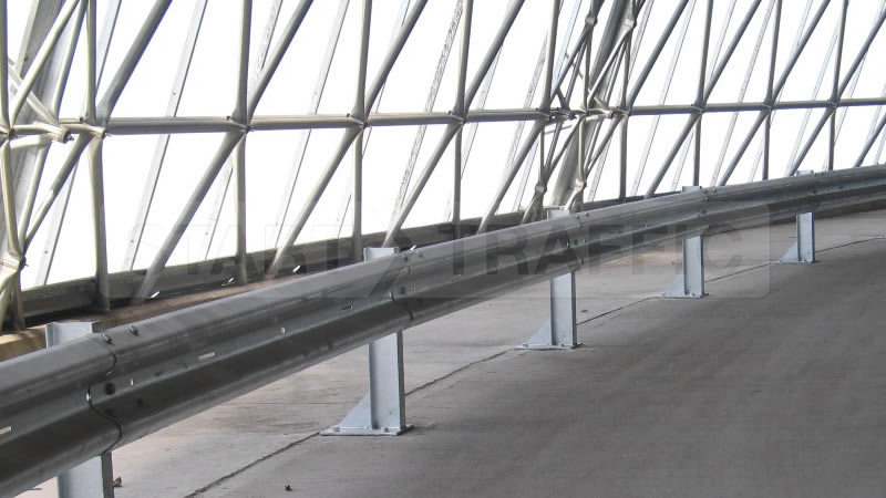 Armco Safety Barrier