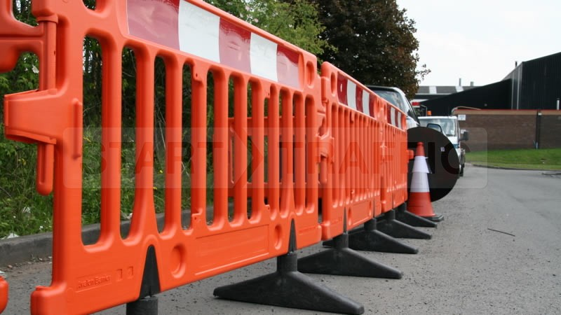 Pedestrian Barrier Systems