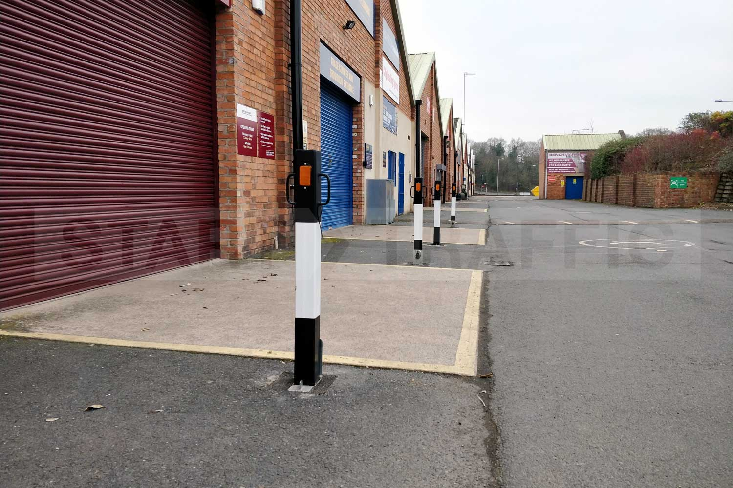Removable Parking Bollard