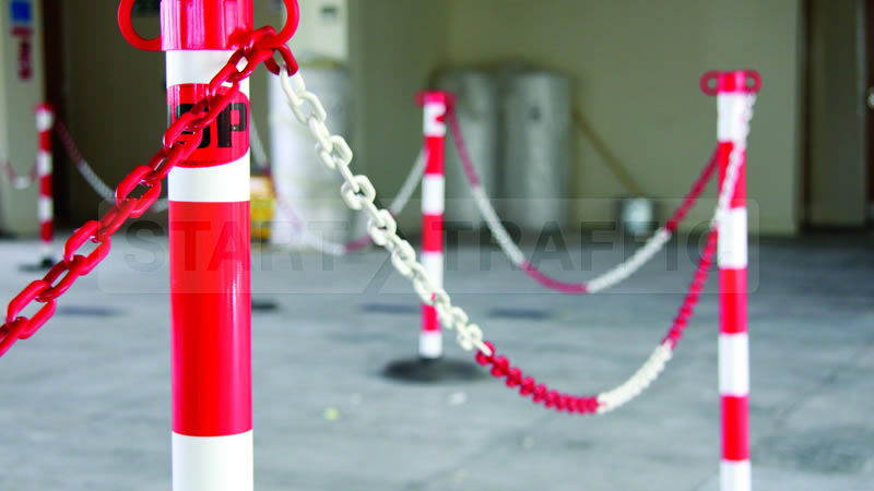 Post & Chain Barriers