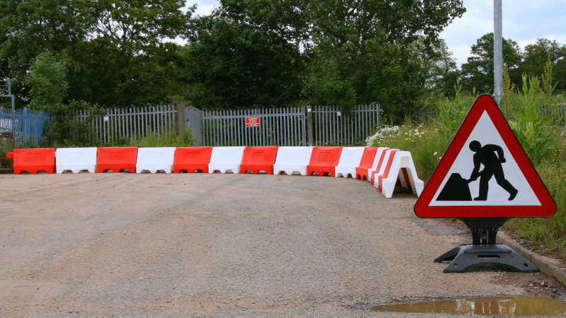 Armco Barrier