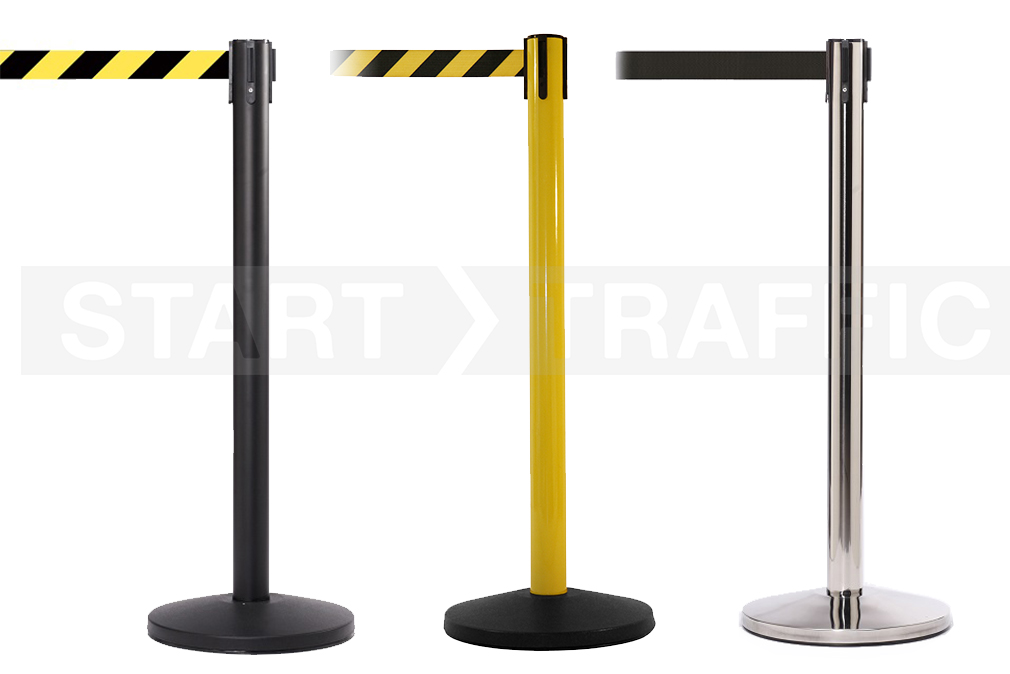 Retractable Safety Barrier Systems Amp Queue Barriers