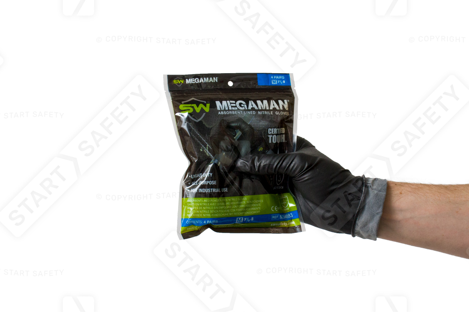 MegaMan glove small pack