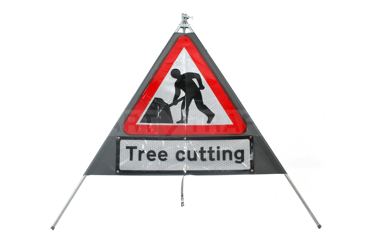 Tree Cutting Sign