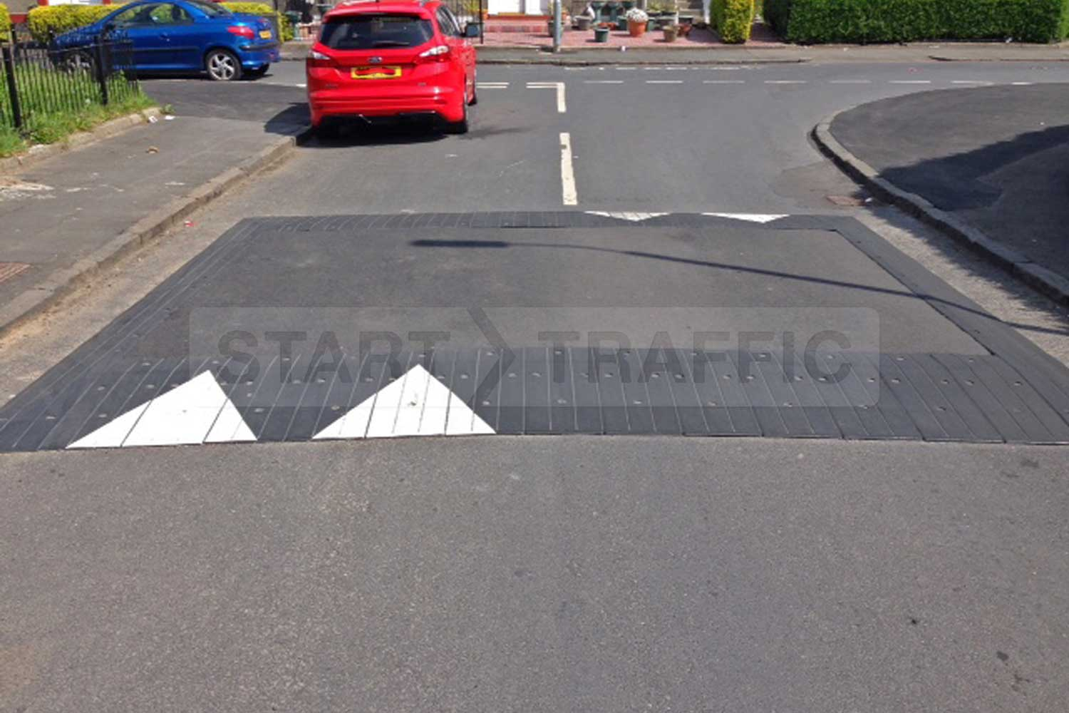 Rubber Speed Table Kit For Highway Amp Car Park Use